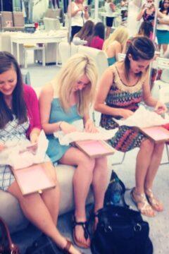 DIY bridesmaids gift idea
