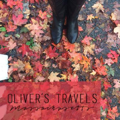 Oliver's Travels: Massachusetts