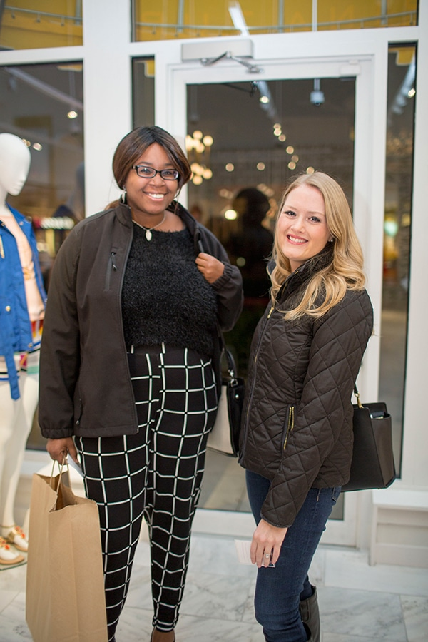 Thrive Blog Conference - Fashion Passport Party