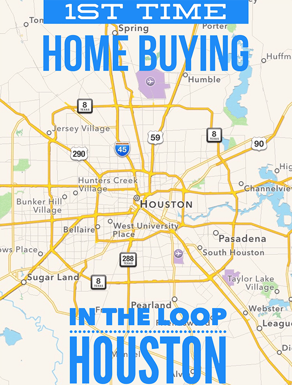 Home Buying in the loop Houston