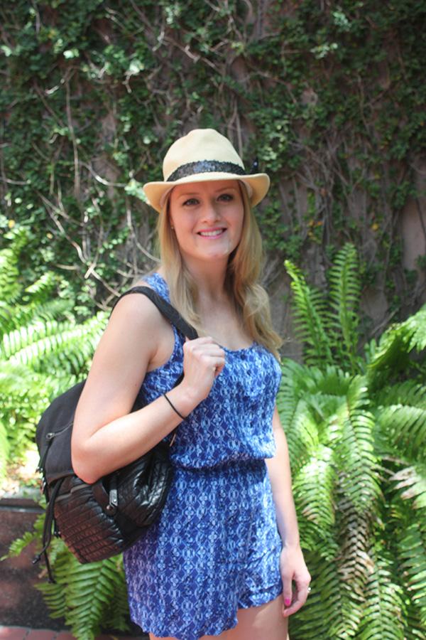 Backpack \\ Amber-Oliver.com