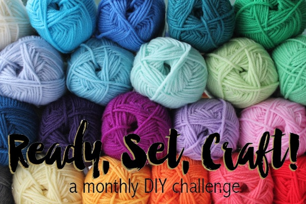 Ready, Set, Craft! January-YARN