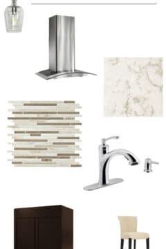 Modern Style Kitchen featuring the Elliston faucet by Kohler