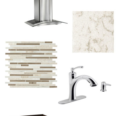 Kitchen Ideas with Kohler Faucets from Lowe's Home Improvement