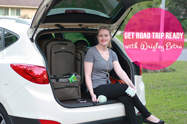 Get Road Trip Ready with Wrigley Extra® #CollectiveBias #GIVEEXTRAGETEXTRA, #Kroger #shop #ad