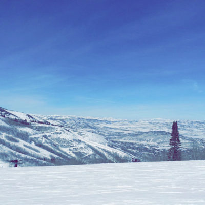 Oliver's Travels: Ski Trip in Utah