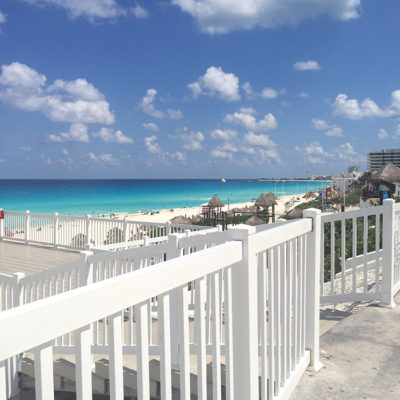 Oliver's Travels: Cancun