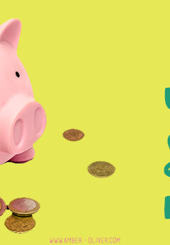 Ways to Save Money / Amber Oliver