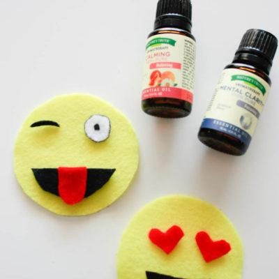 DIY Emoji Air Fresheners