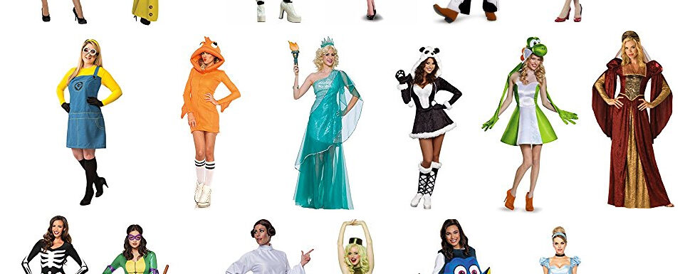 35+ costumes that I feel aren't sexist, degrading, or culturally insensitive