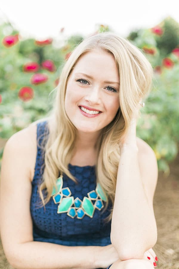 Amber Oliver - DIY Blogger from Houston, TX (Smile direct club reviews: BEFORE)