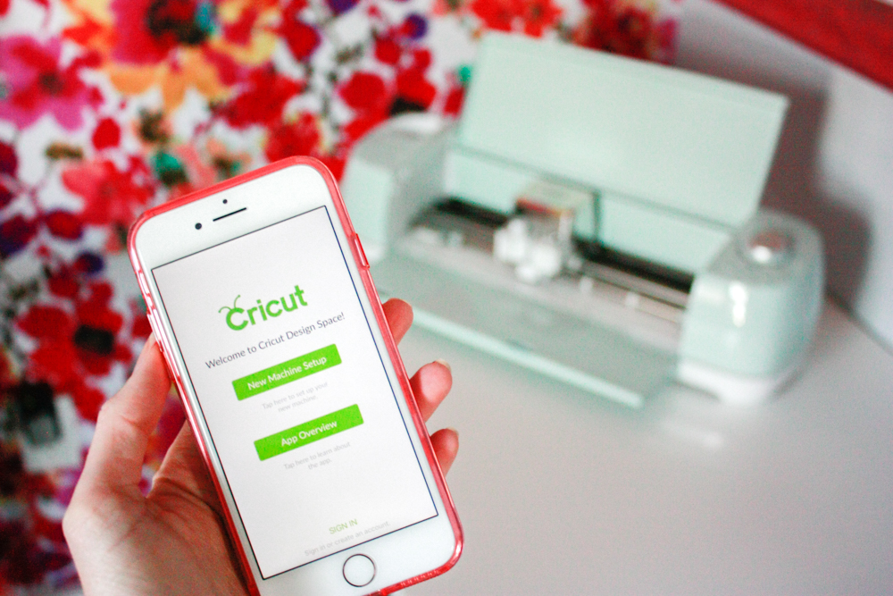 Cricut Explore Air 2 App