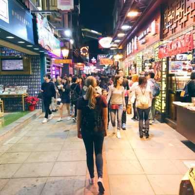 Oliver's Travels: Macau, China (Video!)
