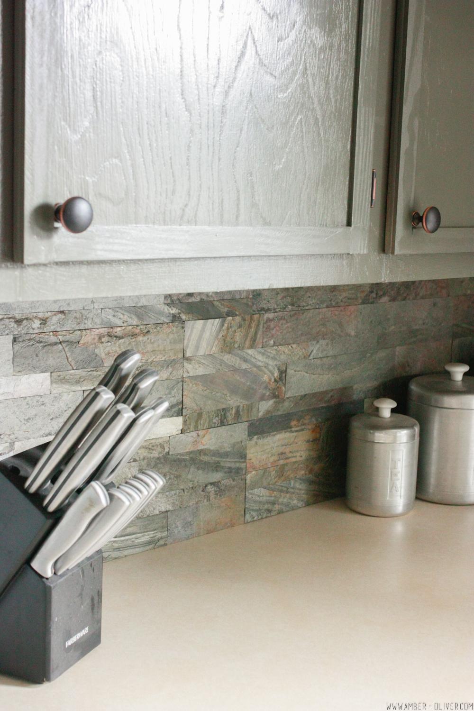 diy backsplash how to install peel and stick backsplash. Black Bedroom Furniture Sets. Home Design Ideas
