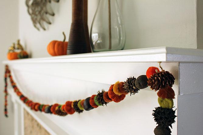 12 Gorgeous DIY Thanksgiving Decor Ideas