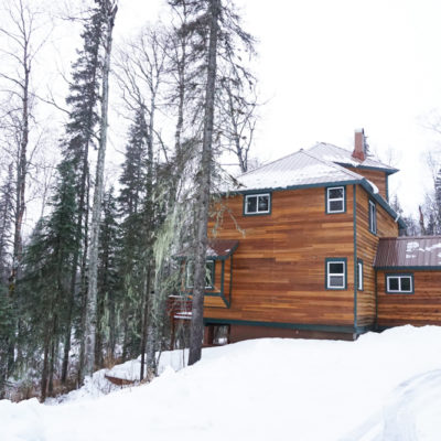 Oliver's Travels: Alaska Winter Vacation