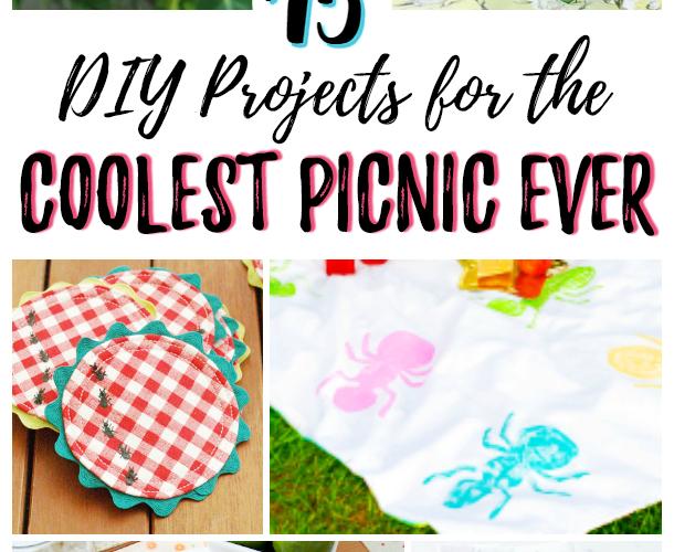 DIY picnic ideas