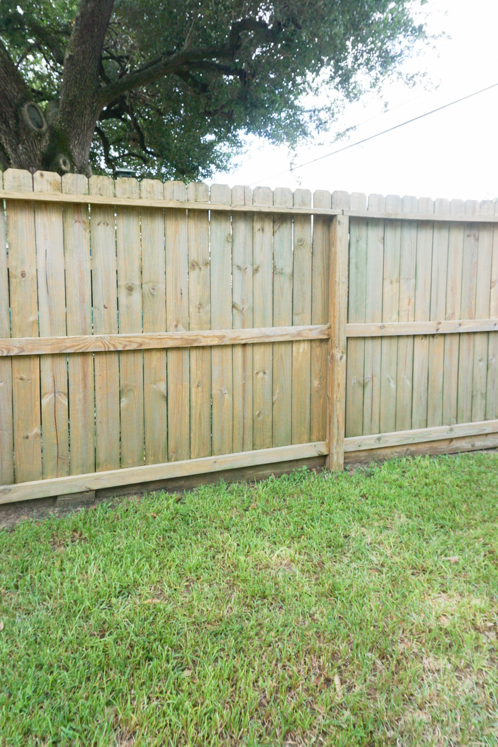 How to clean wood fence - with the WORX hydroshot