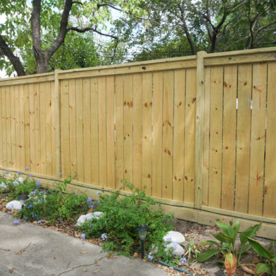 DIY Fence – How to Build a Fence