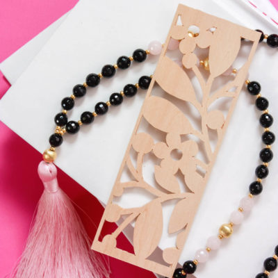 How To Make A Wooden Bookmark