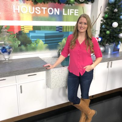 Amber Oliver on Houston Life!