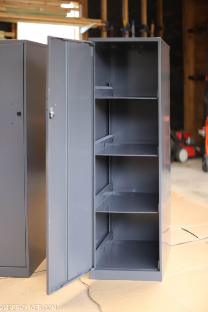 Office Dimensions Personal Storage Cabinets by Hirsh Industries