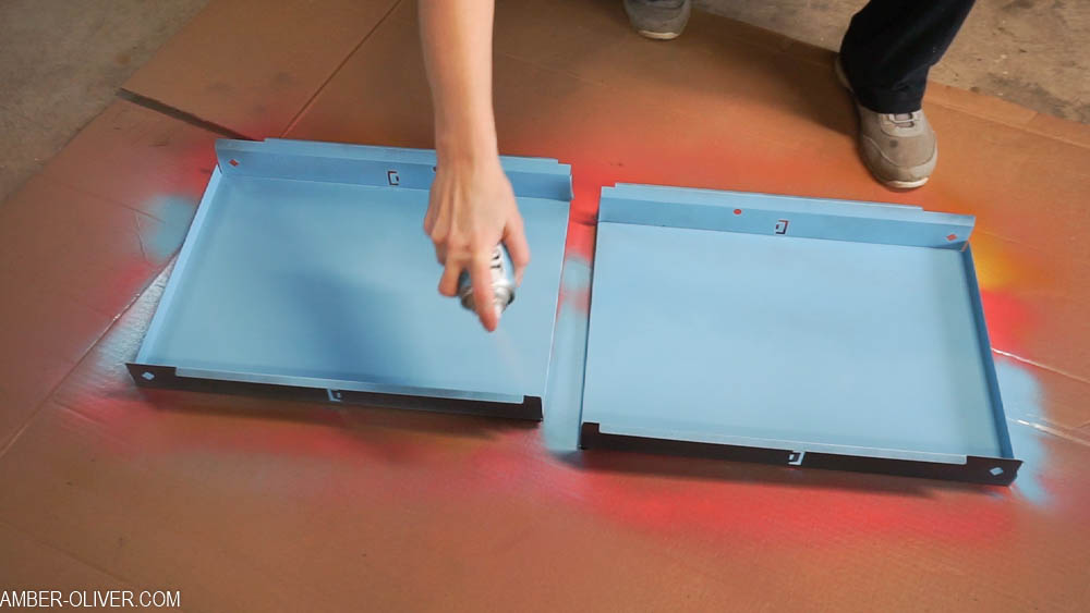 painting Office Dimensions Personal Storage Cabinets by Hirsh Industries