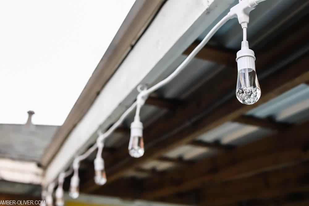 led color changing lights (enbrighten cafe lights)