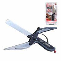 Clever Cutter 2-in-1 Knife & Cutting Board