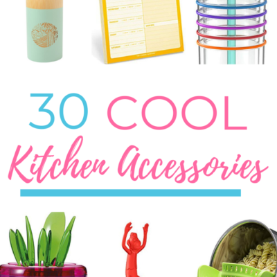 30 Cool Kitchen Accessories (You didn't know you needed!)