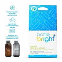 BOTTLE BRIGHT - All Natural Cleaning Tablets