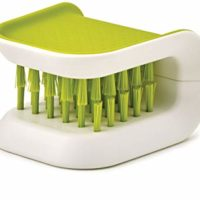 Knife and Cutlery Cleaner Brush Bristle Scrub