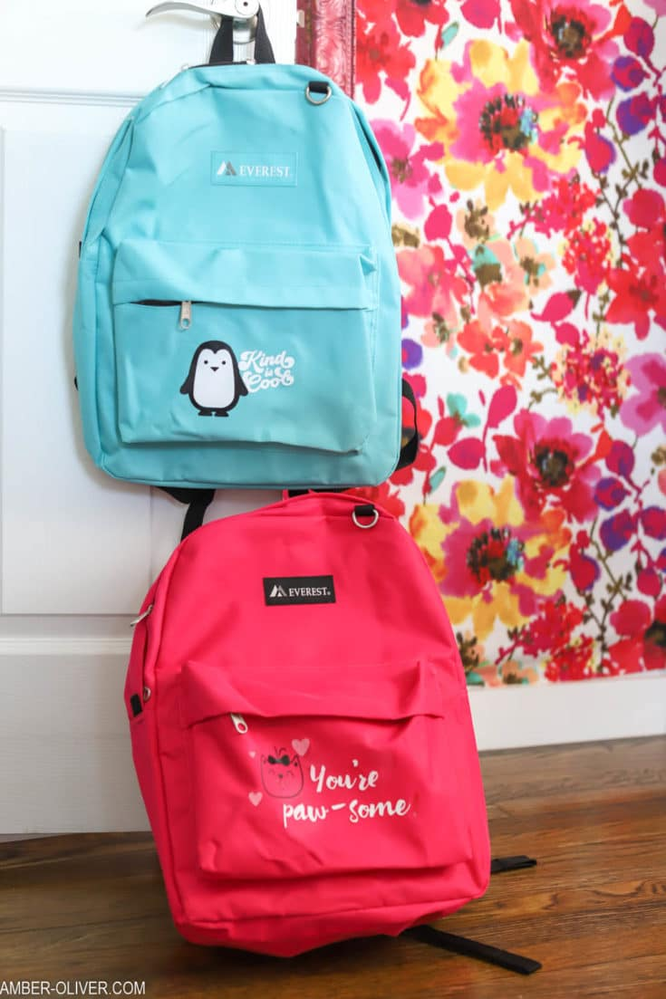 backpacks for foster kids