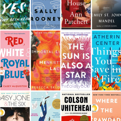 My 2020 Reads: What to Read in 2021!