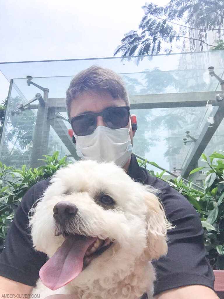 Tails of Barkley arrives in China