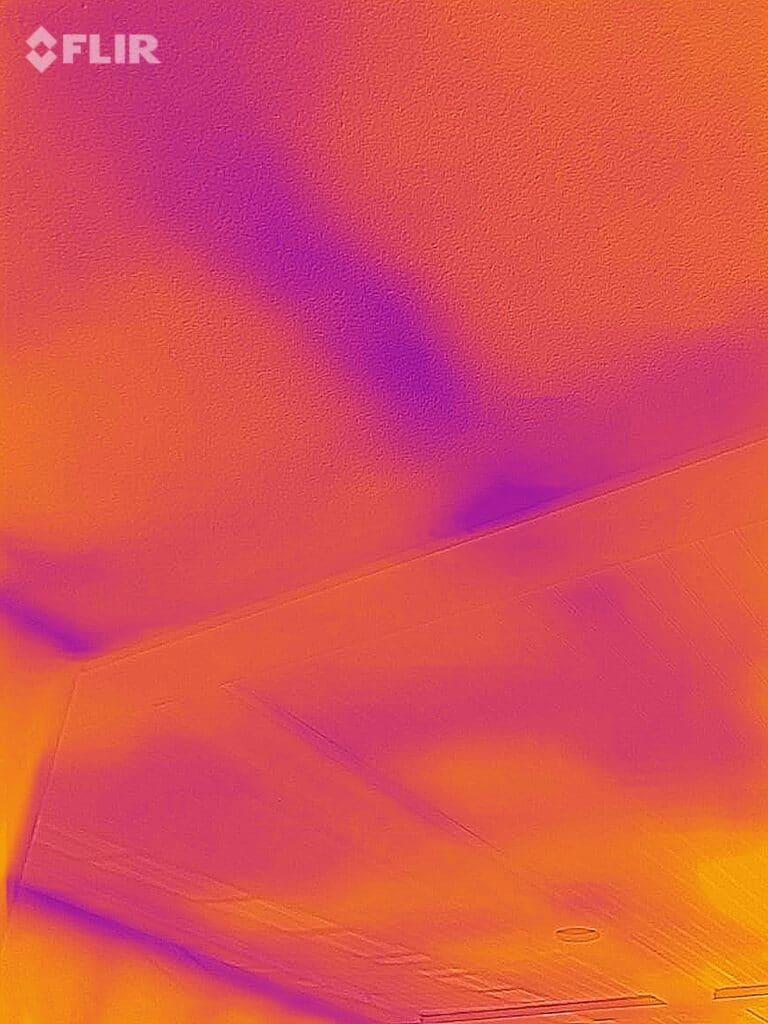 moisture camera readings