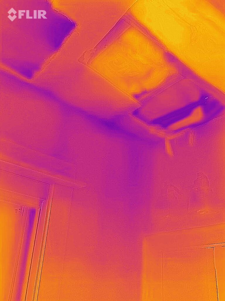 moisture camera reading